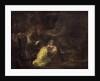 The Circumcision by Rembrandt Harmensz. van Rijn