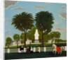 Lexington Battle Monument by American School