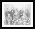 Board of directors of the Coleman Manufacturing Company, Concord, North Carolina by American Photographer