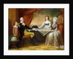 The Washington Family by Edward Savage