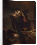 The Apostle Paul by Rembrandt Harmensz. van Rijn