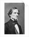 Jefferson Davis by American Photographer
