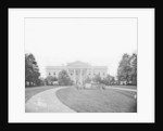 The White House by American Photographer
