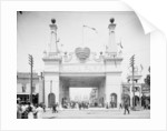 Entrance to Luna Park, Coney Island, N.Y by Anonymous