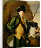 Portrait of John Whetham of Kirklington by Joseph Wright of Derby