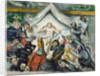 Eternal feminine by Paul Cezanne