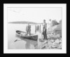 A Morning's catch in the Adirondacks by Detroit Publishing Co.