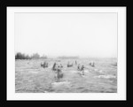 Indians fishing in the rapids, Sault Ste. Marie, Michigan by Detroit Publishing Co.