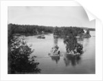 The Lost Channel, Thousand Islands by Detroit Publishing Co.