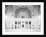 Main stairway, Metropolitan Museum of Art, New York by Detroit Publishing Co.