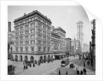 Metropolitan Opera House, New York City by Detroit Publishing Co.