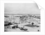 La Marina, San Juan, Puerto Rico by Detroit Publishing Co.