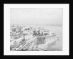 Governor's Palace and sea wall, San Juan, Puerto Rico by Detroit Publishing Co.
