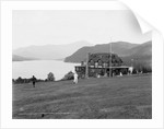 Lake Placid and Whiteface Mountain from Stevens House, Adirondack Mountains, N.Y. by Detroit Publishing Co.