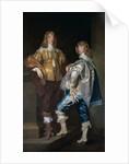 Lord John Stuart and his brother, Lord Bernard Stuart c.1638 by Anthony van Dyck