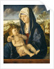 Madonna and Child in a Landscape by Giovanni Bellini
