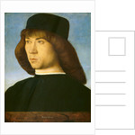 Portrait of a Young Man by Giovanni Bellini