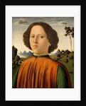 Portrait of a Boy by Biagio d'Antonio