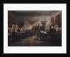 The Declaration of Independence by John Trumbull