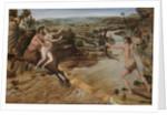 Hercules and Deianira by Antonio Pollaiuolo
