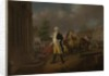 General Humphreys Delivering the Standards taken at Yorktown to Congress Hall, Philadelphia by Nicolas Louis Albert Delerive