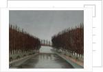 Le Canal by Henri J.F. Rousseau