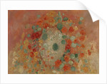 Nasturtiums by Odilon Redon