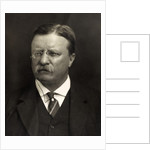 Theodore Roosevelt by Anonymous
