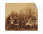 Camp of 31st Pennsylvania Infantry near Washington, D.C by American Photographer