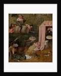 An Allegory of Intemperance by Hieronymus Bosch