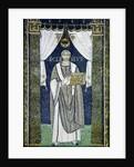 Ecclesio, a bishop of Ravenna by Byzantine School