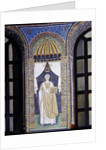 Orso, a bishop of Ravenna by Byzantine School