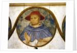 Beato Ugolino da Orvieto, theologian and philosopher by Fra Angelico