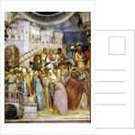 The Crucifixion by Altichiero da Zevio