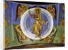 Christ of the Last Judgement by Byzantine School