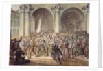 The Ten days of Brescia by Italian School