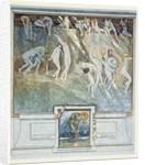 Illustration from Dante's 'Divine Comedy', Inferno, Canto XIV. 28 by Franz von Bayros
