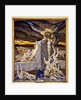 Inferno, Canto XIX by Franz von Bayros