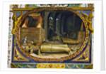 Cannon foundry by Lodovico Buti
