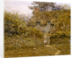 Springtime by Helen Allingham