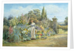 In the Garden by William Ashburner