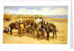 Tynemouth Sands by John Atkinson