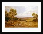 Cumberland hills from Wardrew House, Gilston by James Aumonier