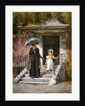 Going Shopping by George Goodwin Kilburne