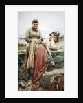 Lover and his Lass by Walter Langley