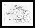 Excerpt from J.S. Bach's salary payment for by German School