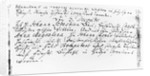 Register of Bach's wedding to Anna Magdalena Wickeln in the Rectory of the Jacobskirche, Koethen, 3rd December 1721 by German School