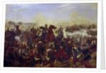 The Battle of Mars de la Tour on the 16th August 1870 by Emil Huenten