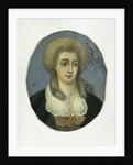 Johanna Elisabeth Mencken by German School