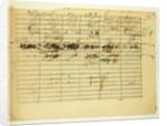 Wellington's Victory, Op. 91 by Ludwig van Beethoven